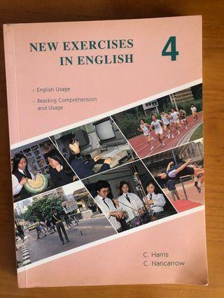 New Exercises In English 4 (九成新)