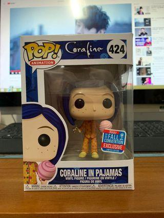 Funko Pop - Coraline in Pajamas 424 2018 Edition