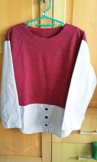 Kemeja / Kemeja Sweater