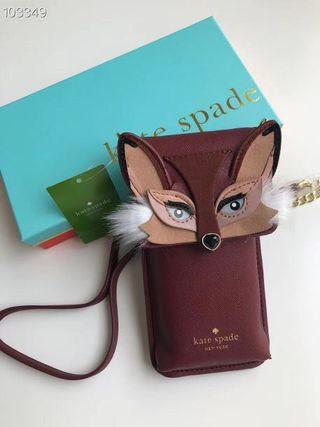 Kate Spade Fox iPhone Sling Bag