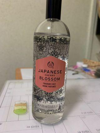 Body Shop Cherry Blossom Body Mist 100ml