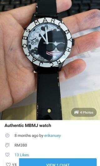 Authentic MJ Watch