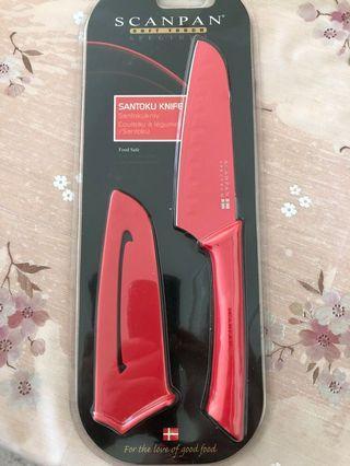 Scanpan Santoku kitchen knife