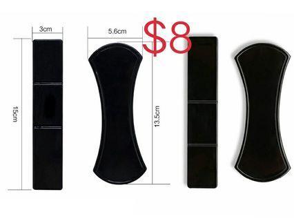 4pcs/5 pcs Flourish Lama Fixate Gel Pads Strong Stick