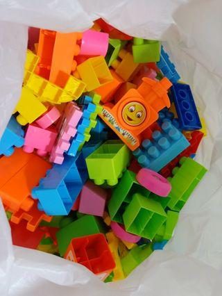 Blessing Building Blocks with purchase above $20