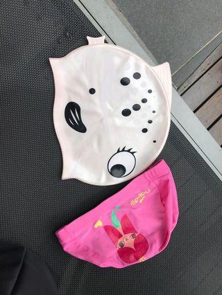Silicon Nabaji Swimming Cap