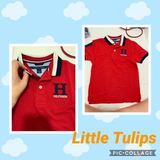 Tommy Hilfiger polo t shirt children