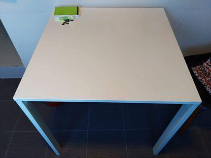 FREE white table