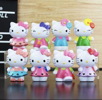 Hello Kitty Figurine and Cake Topper