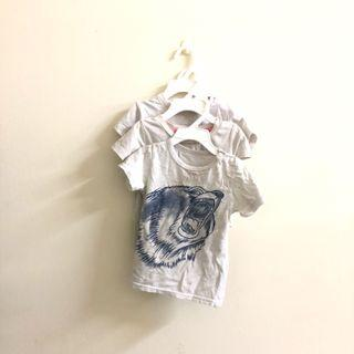 (3pcs for rm5) Baby tshirt