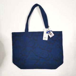 Kaws Sesame Street Tote Bag