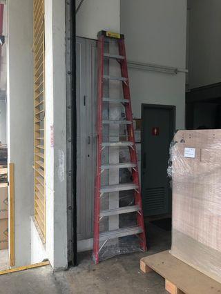 Fibreglass Ladder - 10 steps