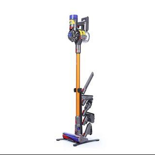 NO DRILLING Storage Stand for Vacuum Cleaners