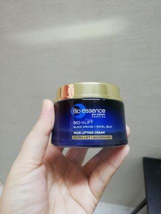 Inc pos Bio essence bio v lift face lifting cream