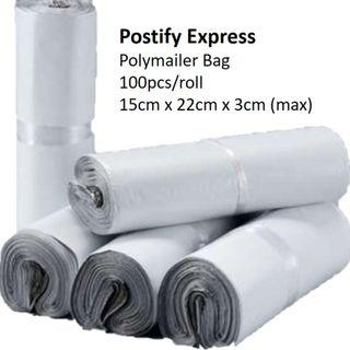 🚚 [In-Stock] Waterproof Stretchable Polymailer Bag, 100pcs/roll
