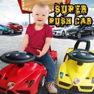 SUPER PUSH CAR