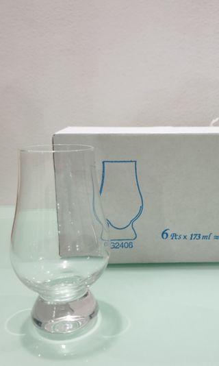 Whisky Nosing glass like glencairn