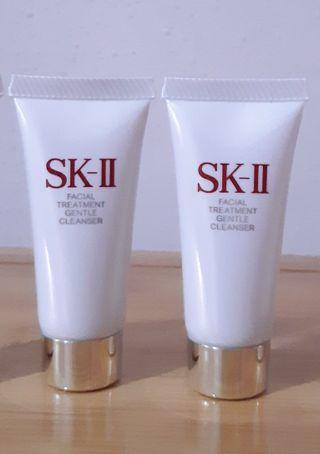 SK-II Facial Treatment Gentle Cleanser *Price For 2 Qty Sample Size @ 20g each*
