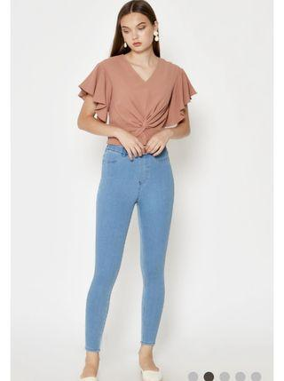 BNWT Love & Bravery Denim Jeggings