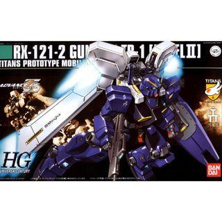 Gundam Z Titans - HGUC 069 1/144 RX-121-2 Gundam TR-1 (Hazel II)