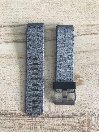 🚚 Fitbit Charge 2 Silver Design S Strap