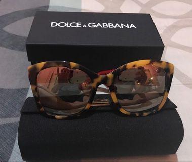 Dolce & Gabbana Authentic Women Sunglasses (New)