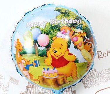 "18"" Poon Foil Balloon"