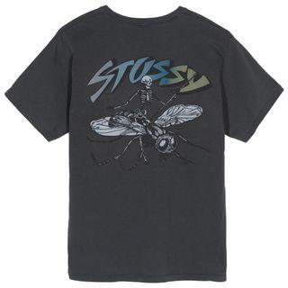 Stussy Ghost Rider Tee - Official Stüssy Singapore