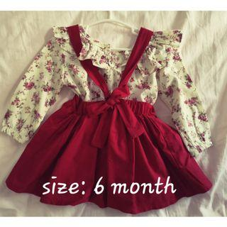 Good Quality 6 Month Baby Girl Dress