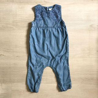 Next Baby Girl Jumpsuit