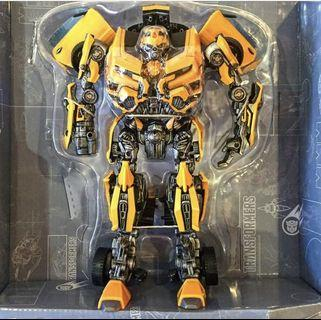 Custom Painted Transformers DOTM Leader Class Autobot Bumblebee Complete Transformable