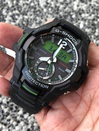 🔥🔥🔥Fire sales ! Brand new and 💯% authentic Casio G-Shock Gravity Master GR-B100-1A3DR , GRB1001A4Dr , GR-B100-1A , GR-B100-1A4 , G-SHOCK , CASIO