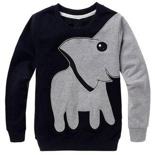New with tags Size 2 elephant sleeve sweater