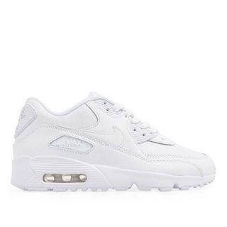 Nike Air Max White Youth