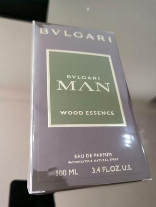 Bvlgari Cologne Man Wood Essence EDP 100ml