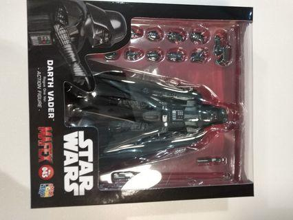 🚚 Star Wars Darth Vader Mafex Rogue one version Medicom