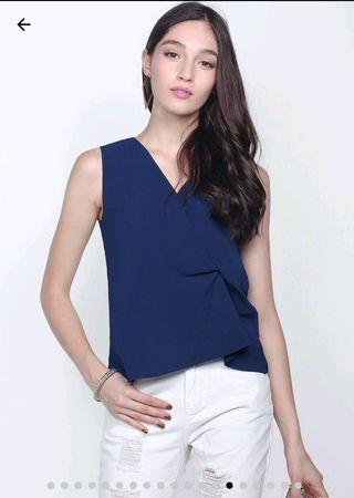 Fayth - Fiction Knotted Top