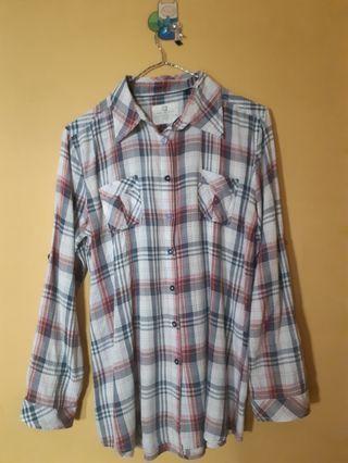 C2 square shirt
