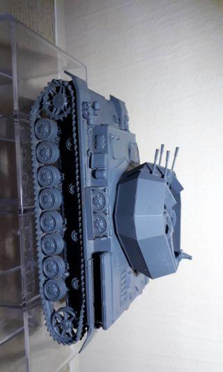 1/48 Tamiya German Wirbelwind panzer