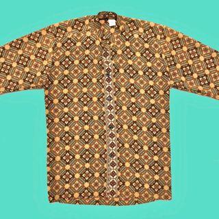 Indonesian Batik Shirt