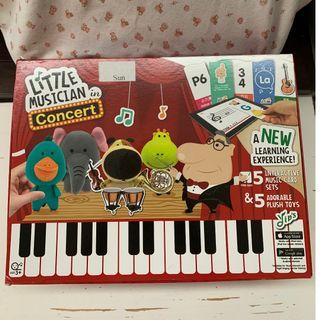 Little Musician Concert iPad 學習套裝