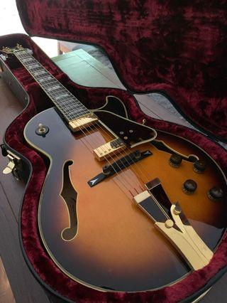 🚚 Ultimate Jazz Archtop