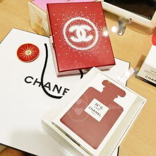 CHANEL N°5 L'eau Eau De Toilette Red Limited Edition 100ml 清新晨露女淡香限量紅瓶連限量禮盒