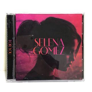 Selena Gomez For You Album