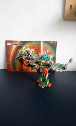 LEGO 7311 Red Planet Cruiser
