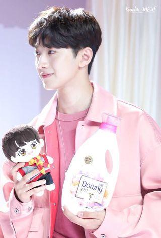 Wanna One Guanlin Doll