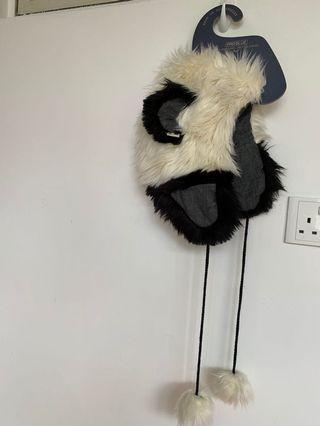 🚚 Spirithood Panda Half Hood