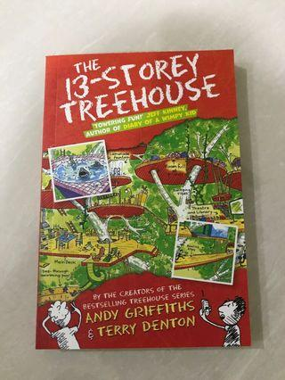 🚚 The 13 Storey Treehouse by Andy Griffiths and Terry Denton