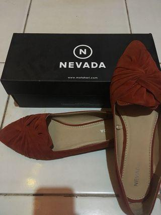 Flatshoes Nevada orange