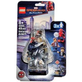 LEGO 40343 - Marvel Heroes - Spider-Man and the Museum Break-In